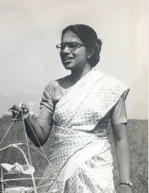 Una pionera meteoróloga india: Anna Mani