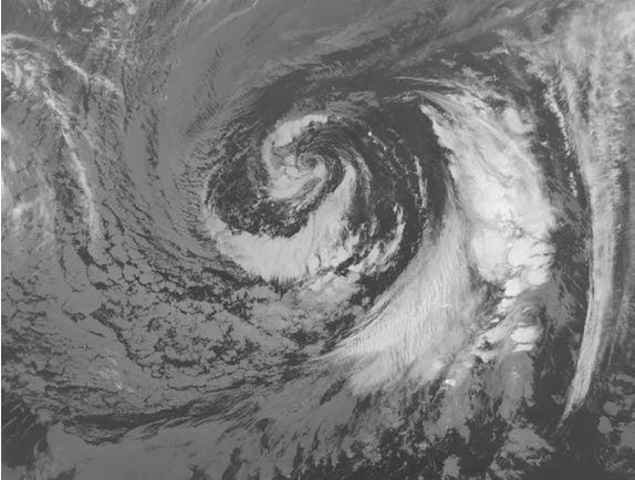 Unas Notas Sobre Ciclones Subtropicales E Híbridos. Parte I: Introducción Y Conceptos Básicos