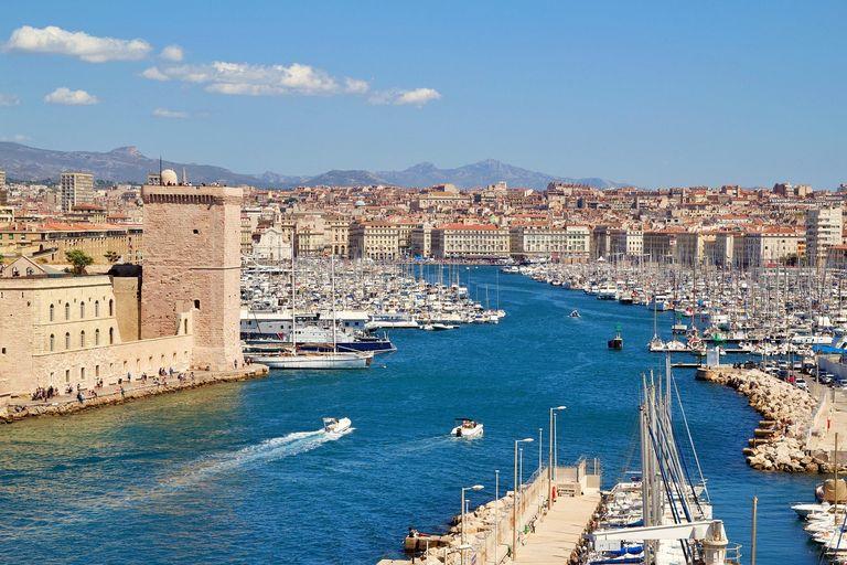 Le soleil sera présent ce week-end à Marseille mais avec un fort mistral.