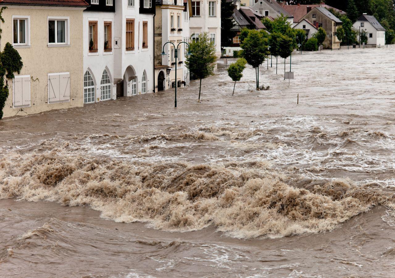 überschwemmung Bayern Aktuell