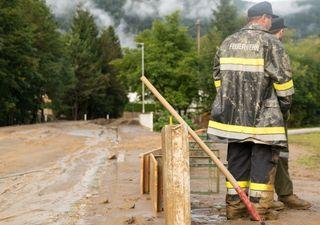 Schon wieder Sturzfluten! Land unter in Süddeutschland und Salzburg!