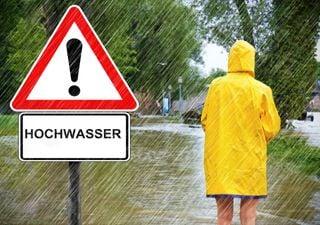 Schockierende Wettervorhersage: Neue Unwetter mit Starkregen!