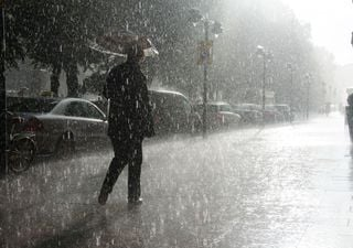 Über 180 Liter Regen: Extreme Sintflut in Deutschland!