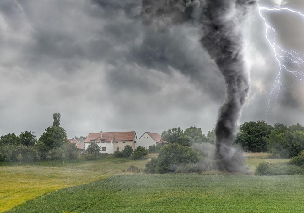 Tornadowarnung