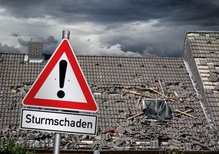Unwetter: Heftiger Sturm, Tauwetter und Hochwasser!