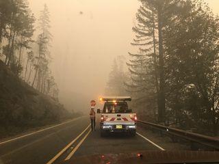 USA : incendies majeurs en Californie et Oregon, au moins 27 morts