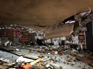 USA : une tornade destructrice dans le Tennesse fait au moins 25 morts