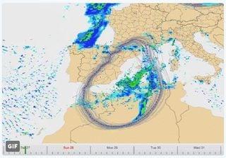 Uso de la tropopausa dinámica y mapas de spaguetti para el estudio y seguimiento de las DANAs