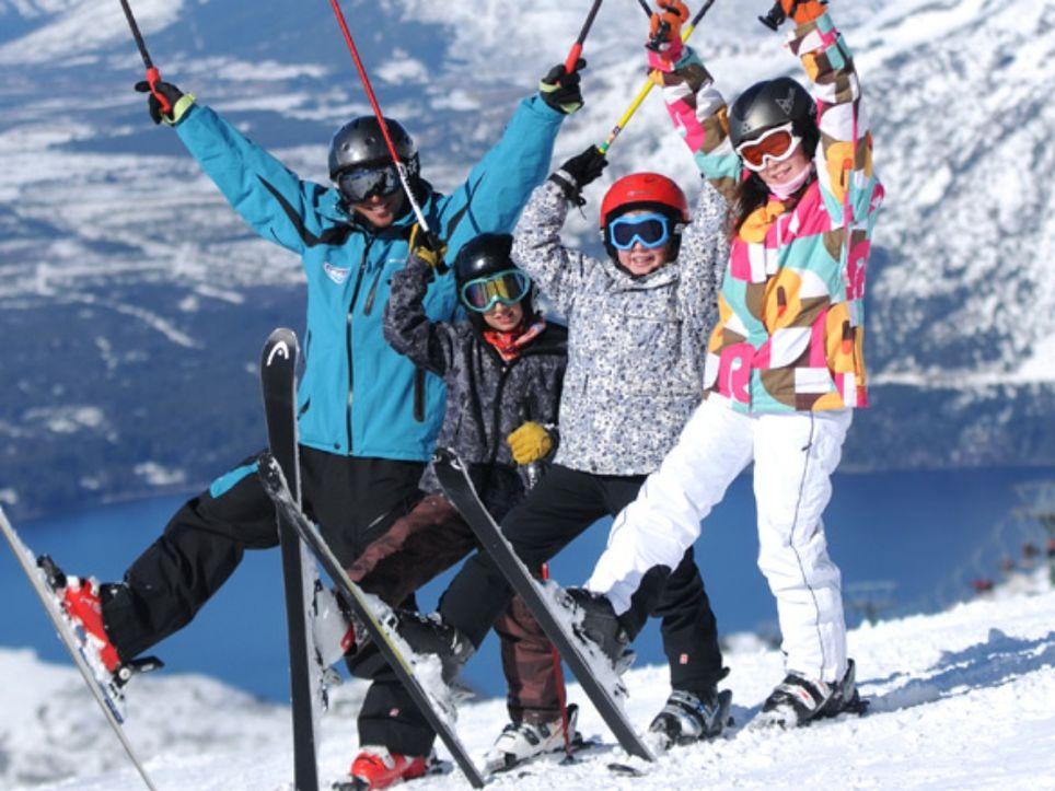 Vacaciones de invierno julio Argentina tiempo nieve pronóstico