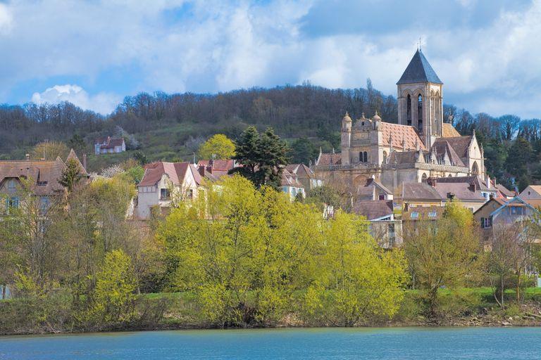 Commune de Vétheuil