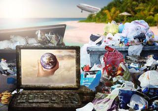 Vacances : le tourisme accentue la pollution plastique