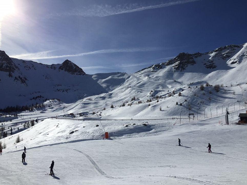 Un temps ensoleillé va s'imposer en montagne pour ce début des vacances d'hiver.