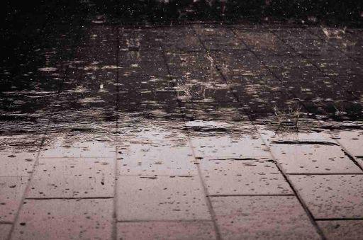 Velocidades de gotas y granizos