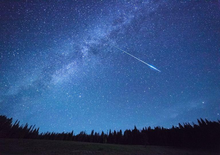Chuva de meteoros; chuva de estrelas; Eta Aquáridas