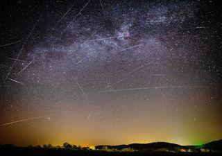 Vem aí a chuva de meteoros Líridas, não perca!