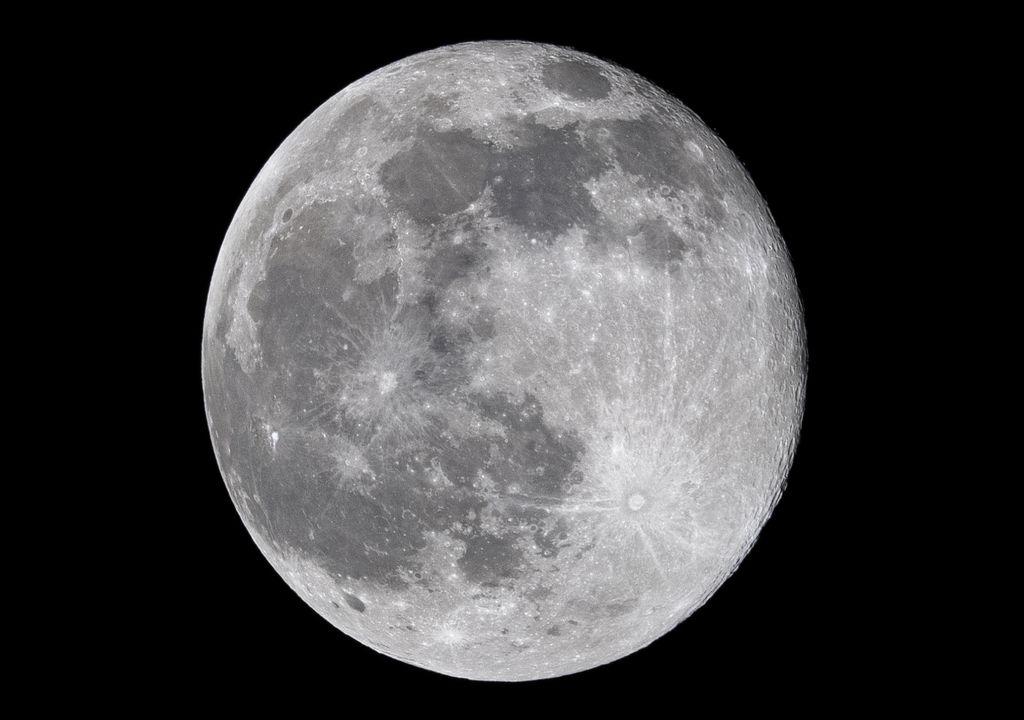 Superlua de Morango; Lua Cheia; 2021