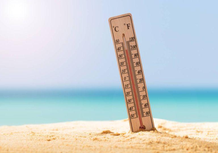 canícula 2020 praia mar sol verão calor