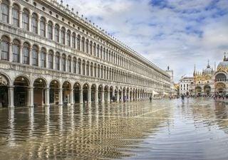 Venezia e lagune: rischio di eccezionale acqua alta