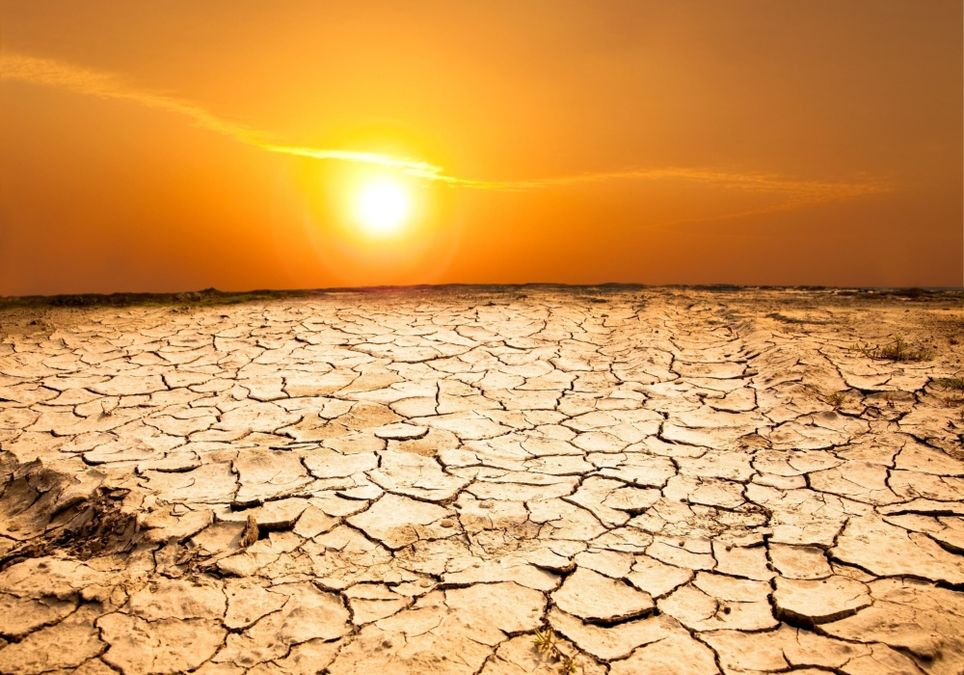 Cambio climático ola de calor récord temperatura