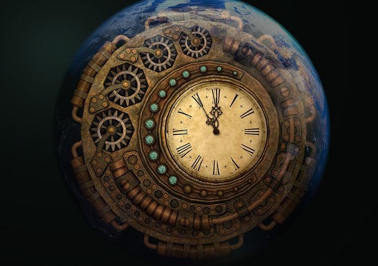macchina del tempo climatico