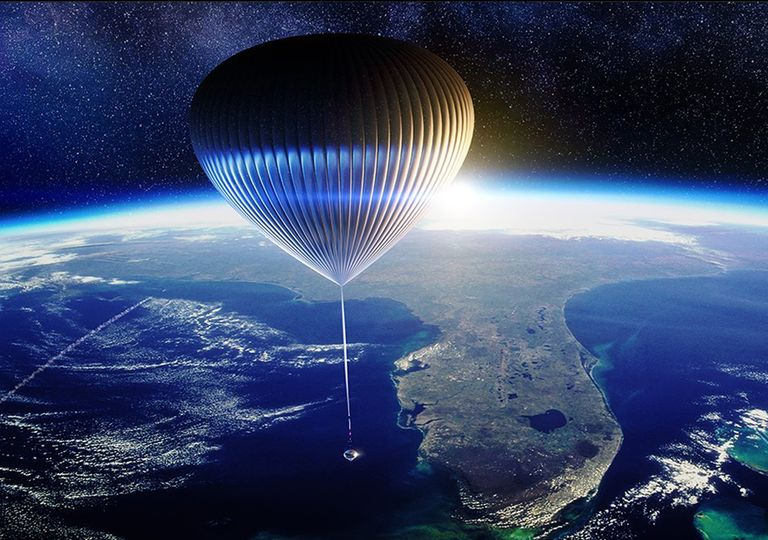 Space Perspective globo