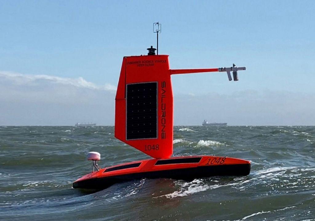 Saildrone 1045 NOAA