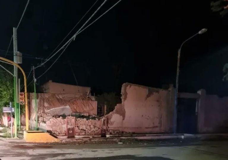 San Juan Terremoto; Argentina