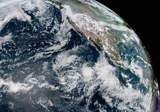 Vigilancia de la Tormenta Tropical Hilda y Depresión Tropical 9-E