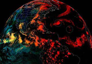 Vigilancia de los ciclones tropicales Sally, Paulette, Rene y Veinte