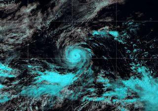 Vigilancia tropical del huracán Felicia y zonas de inestabilidad