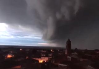 Violenti temporali flagellano la Spagna nord-orientale: video