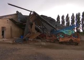 Violents orages : une tornade fait des dégâts près de Caen