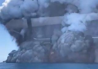 Violenta erupción en Nueva Zelanda: al menos 5 personas han fallecido