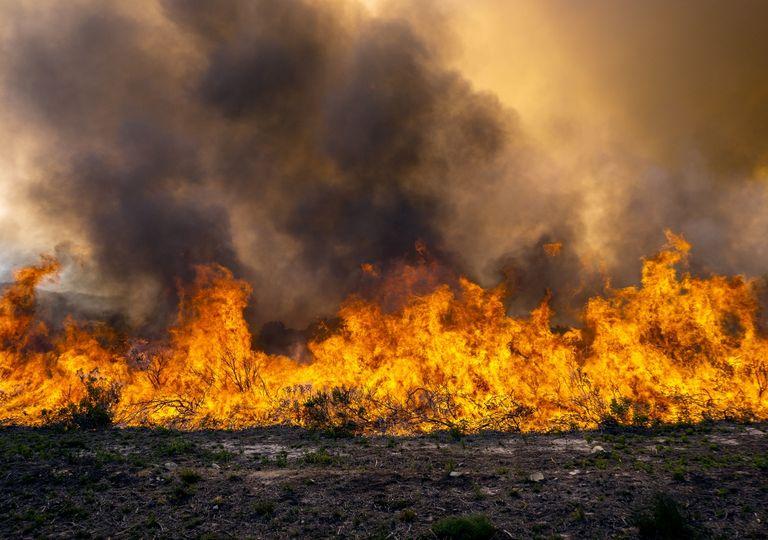 Incendios delta Paraná Santa Fe Entre Ríos