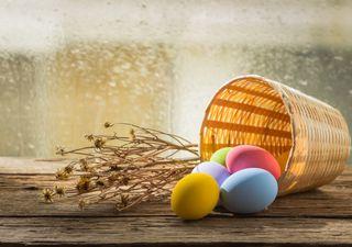 Vuelven las lluvias y tormentas para el Domingo de Pascua