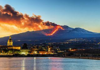 Italie : L'Etna a un nouveau sommet, toujours plus haut !
