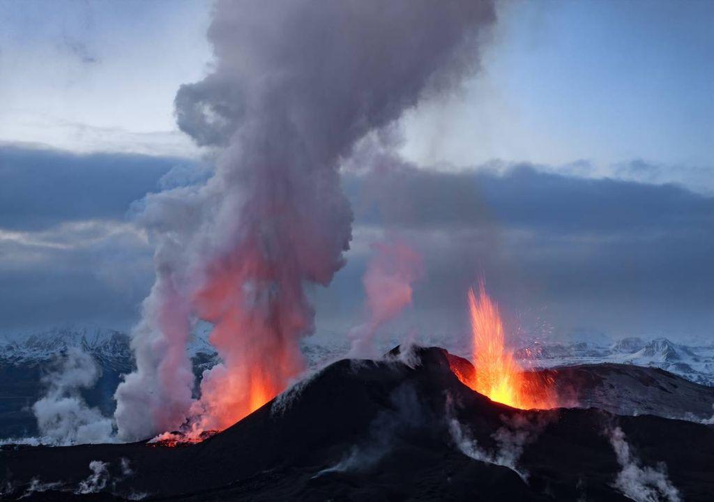 Vulcões Islândia