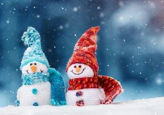Warmluftdüse zu Weihnachten: Kommt das alljährliche Tauwetter?