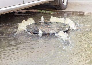 Warnung vor neuen Sturzfluten: Fallen die heißen Hundstage ins Wasser?