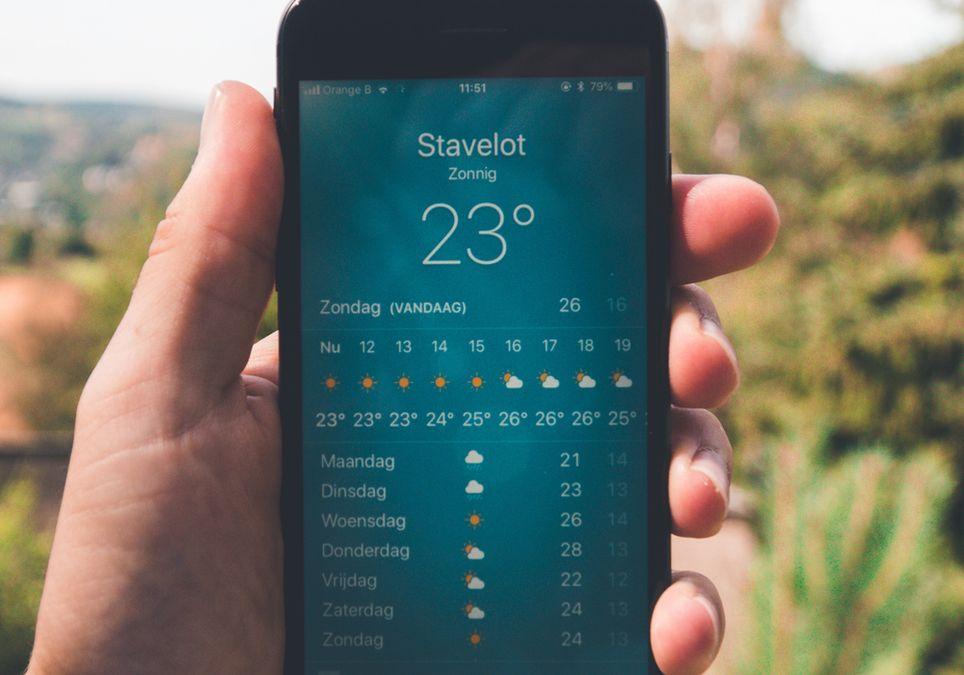 Phone forecast