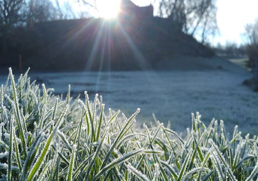 Weather this week: Southern frost and northern cloud