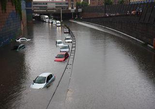 Weitere Unwetter mit heftigem Regen und Überschwemmungen!