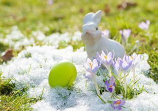 Überraschung beim Osterwetter: Schnee oder Frühlingswärme?