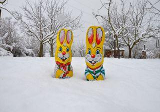 Eisiges Osterwetter: Wintereinbruch mit Kälte und Schnee!