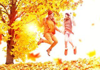 Prima Wetteraussichten: Megahoch bringt uns den goldenen Oktober!