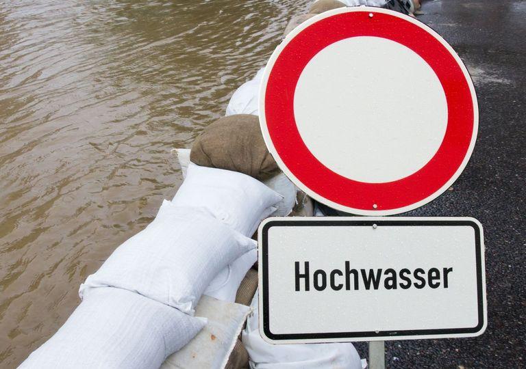 Hochwassergefahr