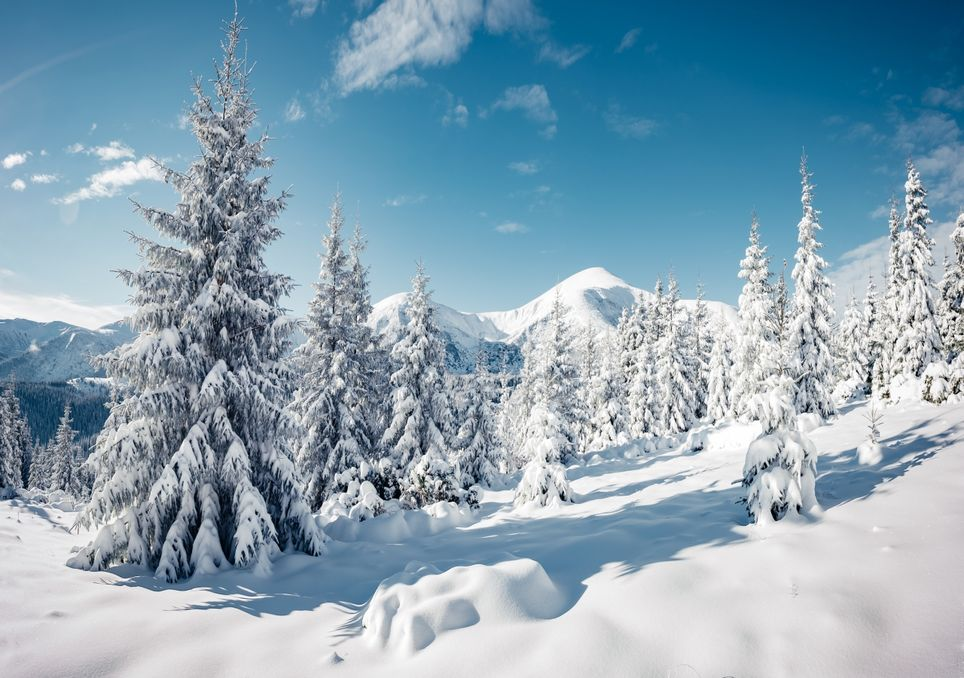 Winterwetter
