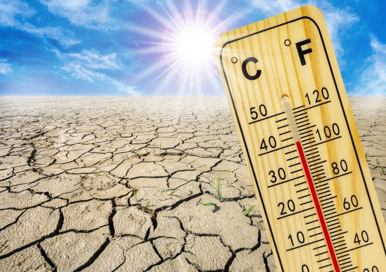 Hitze im Juli?
