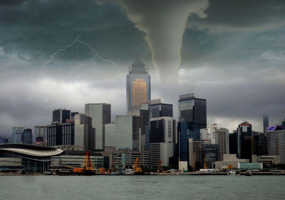 Tornados sind gefährlich