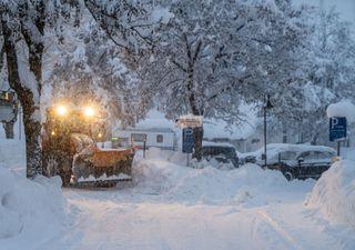 Plötzlich Winter: 10 bis 20 cm Neuschnee, Frost bis -9 Grad!
